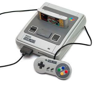 Super Nintendo 20 år