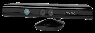 Det blev en Kinect