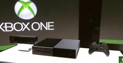 Xbox One avtäckt