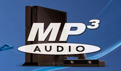 Sony lyssnar på kritiken: PS4 får stöd för mp3
