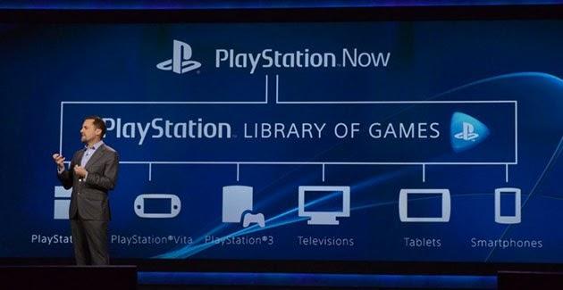Är PlayStation Now framtiden för spel?