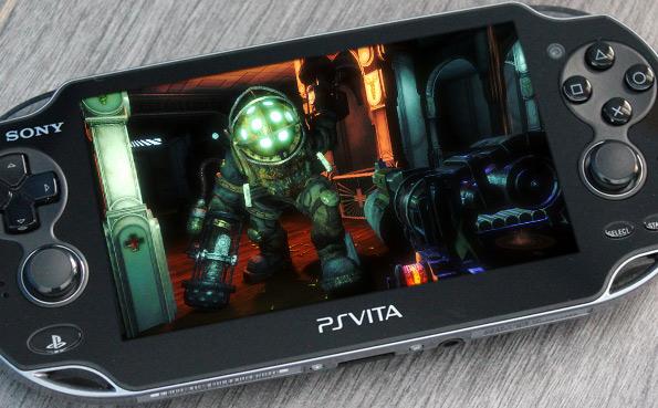 Inget BioShock till PS Vita i görningen