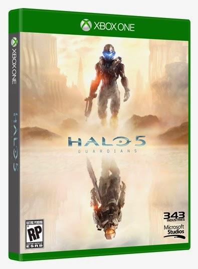 Microsoft utannonserar Halo 5: Guardians