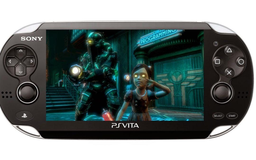 Inget BioShock till PS Vita