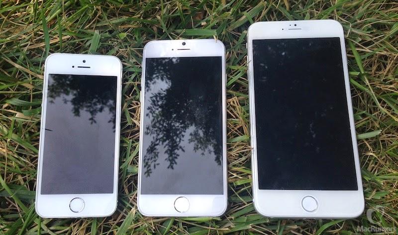 Rykte: Iphone 6 släpps i tre storlekar
