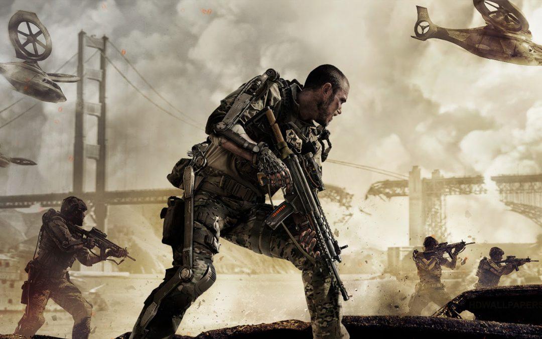 Call of Duty vinnare i brittisk julhandel