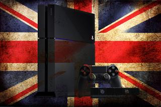 Så bra har PS4 sålt i Tyskland och Storbritannien