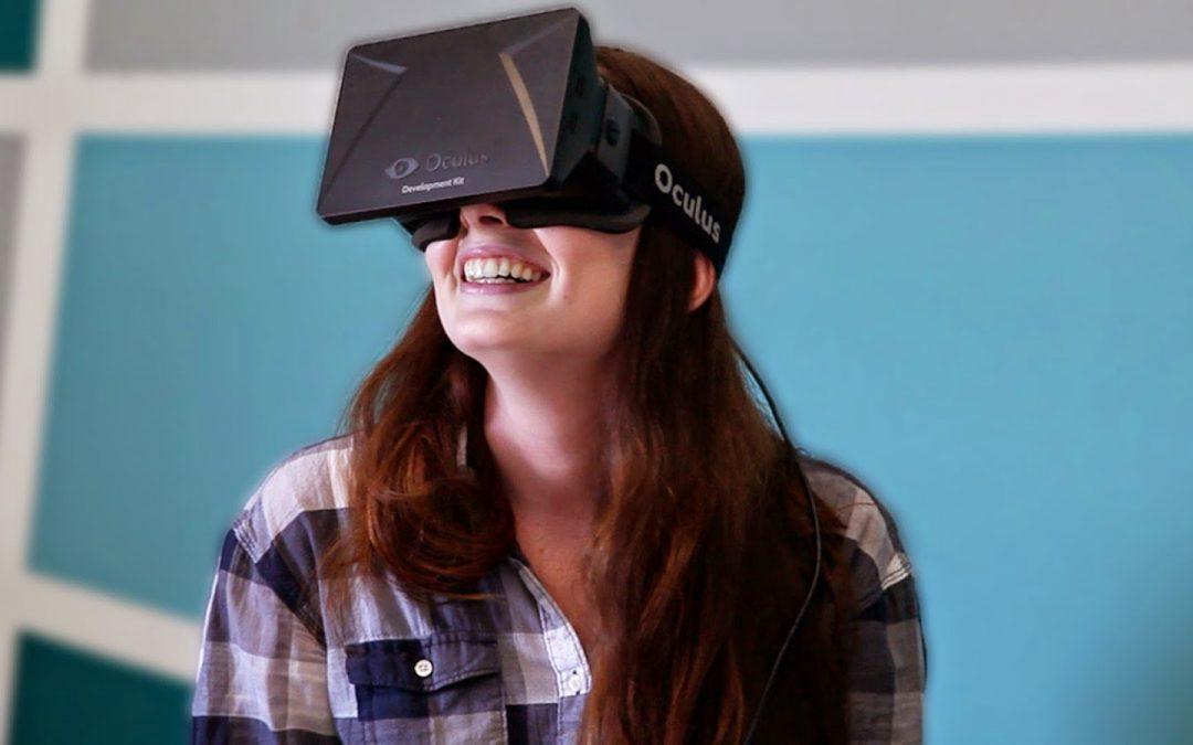 Oculus Rift lanseras om ett år