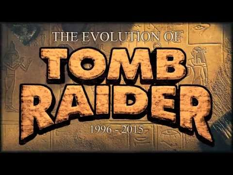 Tomb Raider – från 1996 fram till i dag