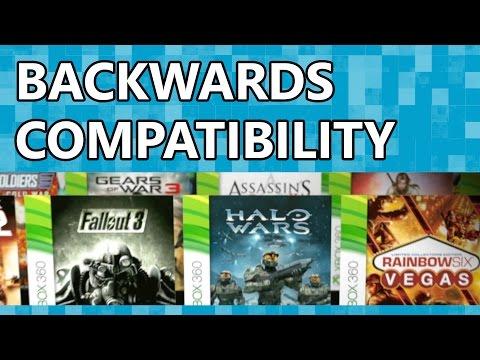 Microsoft pikar Sony för brist på bakåtkompatibilitet