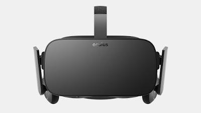 Oculus Rift kostar 699 euro