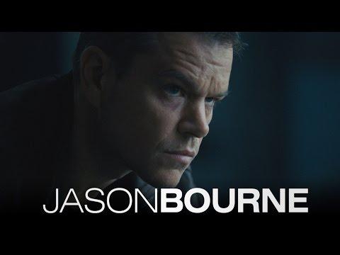 Trailer för nya Bourne