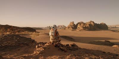 The Martian var sevärd