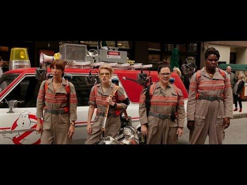 Trailer för nya Ghostbusters