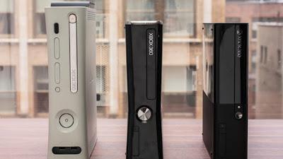 Produktionen av Xbox 360 upphör