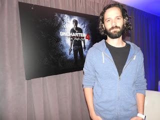 Neil Druckmann pratar Uncharted 4