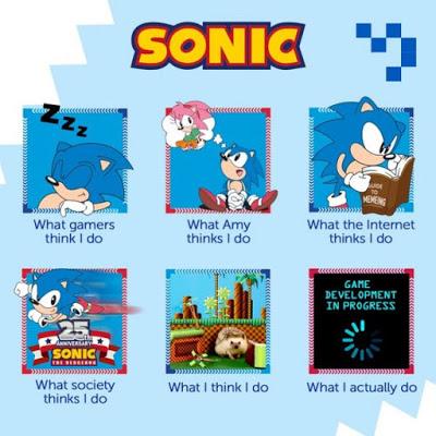 """Sega """"lovar"""" att nästa Sonic blir bra"""