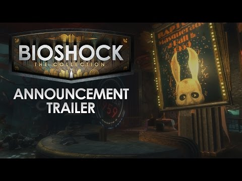 BioShock: The Collection bekräftas med en trailer