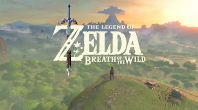E3: Legend of Zelda: Breath of the Wild avtäckt