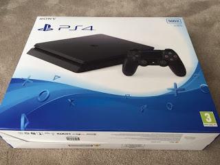 Är det här PS4 Slim?