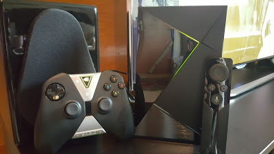 Recension: Nvidia Shield Android TV