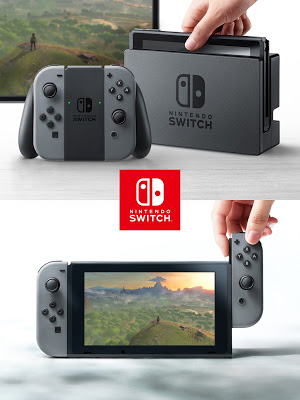 Detta är Nintendo Switch