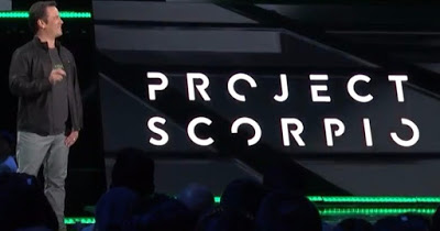 Några spådomar om Xbox One Scorpio
