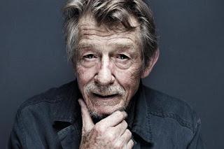John Hurt har lämnat oss