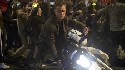 Jason Bourne är tillbaka