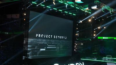 Försena Project Scorpio till 2018