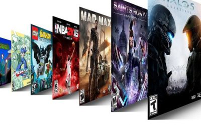 Microsoft lanserar Xbox Game Pass