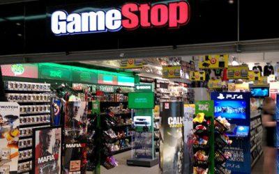 Spelbutiksdöden