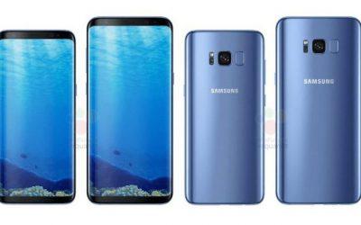 Samsung visar upp Galaxy S8