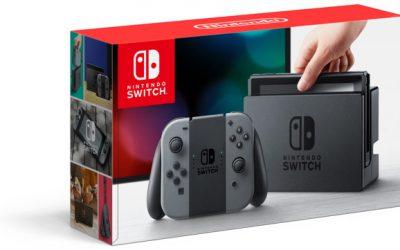 Switch fick en bättre start än Wii U