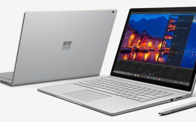 Nu börjar Surface Book säljas i Sverige