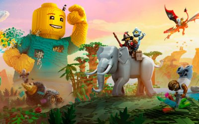 Lego Worlds har enorm potential