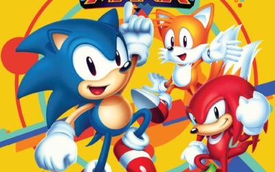 Omslaget till Sonic Mania är…