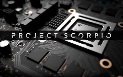 Xbox Scorpio granskad inifrån