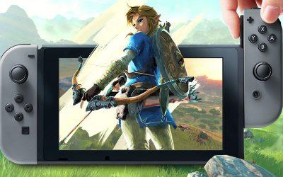 NPD: Switch slår Nintendorekord