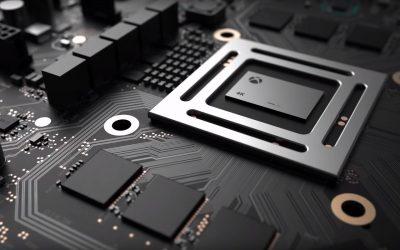 Visas Xbox Scorpio inom kort?