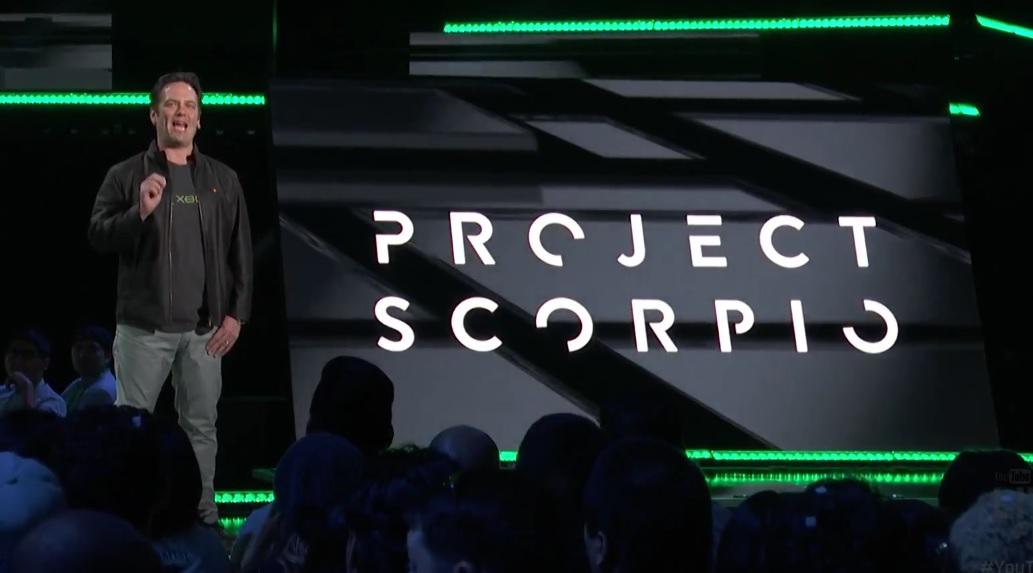 Inget mer om Xbox Scorpio förrän på E3