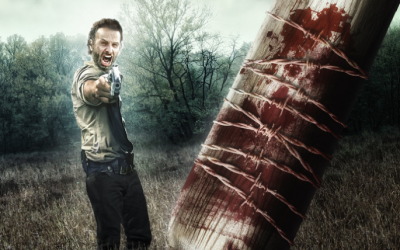 Antiklimax i finalen av The Walking Dead