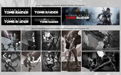 Fler läckor om nya Tomb Raider