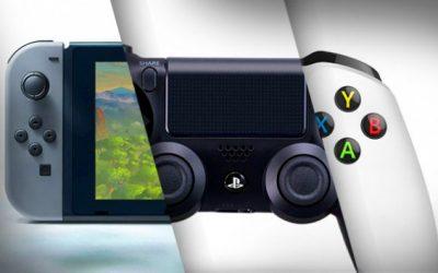 NPD: PS4 vinner när Switch säljer slut