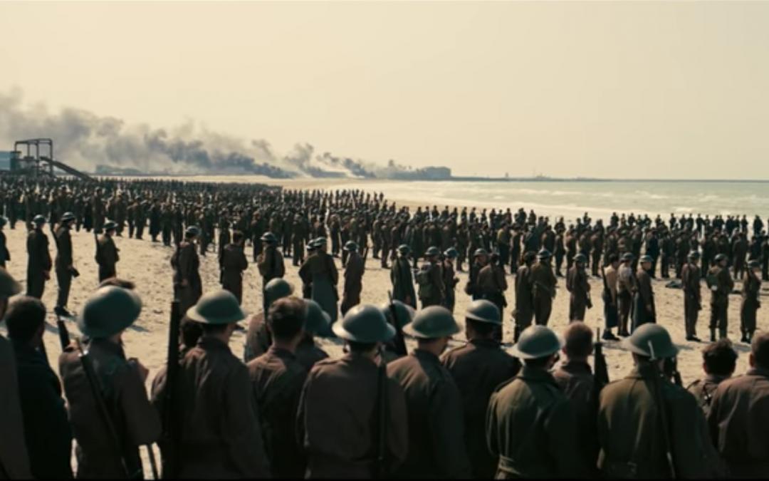 Inte imponerad av Dunkirk