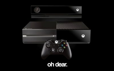 Xbox One går i graven…