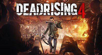 Dead Rising 4 är skitroligt