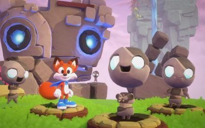 Recension: Super Lucky's Tale
