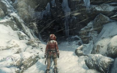 Glädjesiffror för Tomb Raider