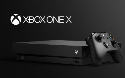 Microsoft har hög tilltro till Xbox One X